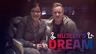 NUJEEN'S BARÇA DREAM | The story in 4 minutes #SharingDreams