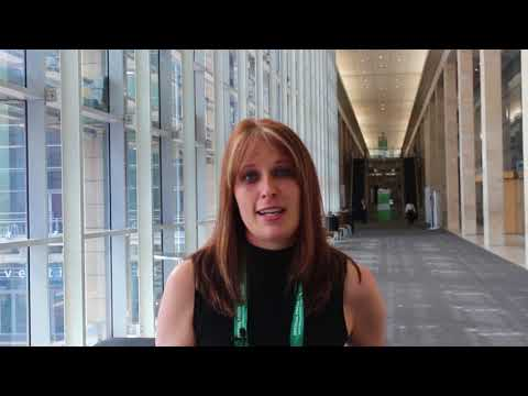 Mining Review Africa Editor Laura Cornish At Mining Indaba 2018