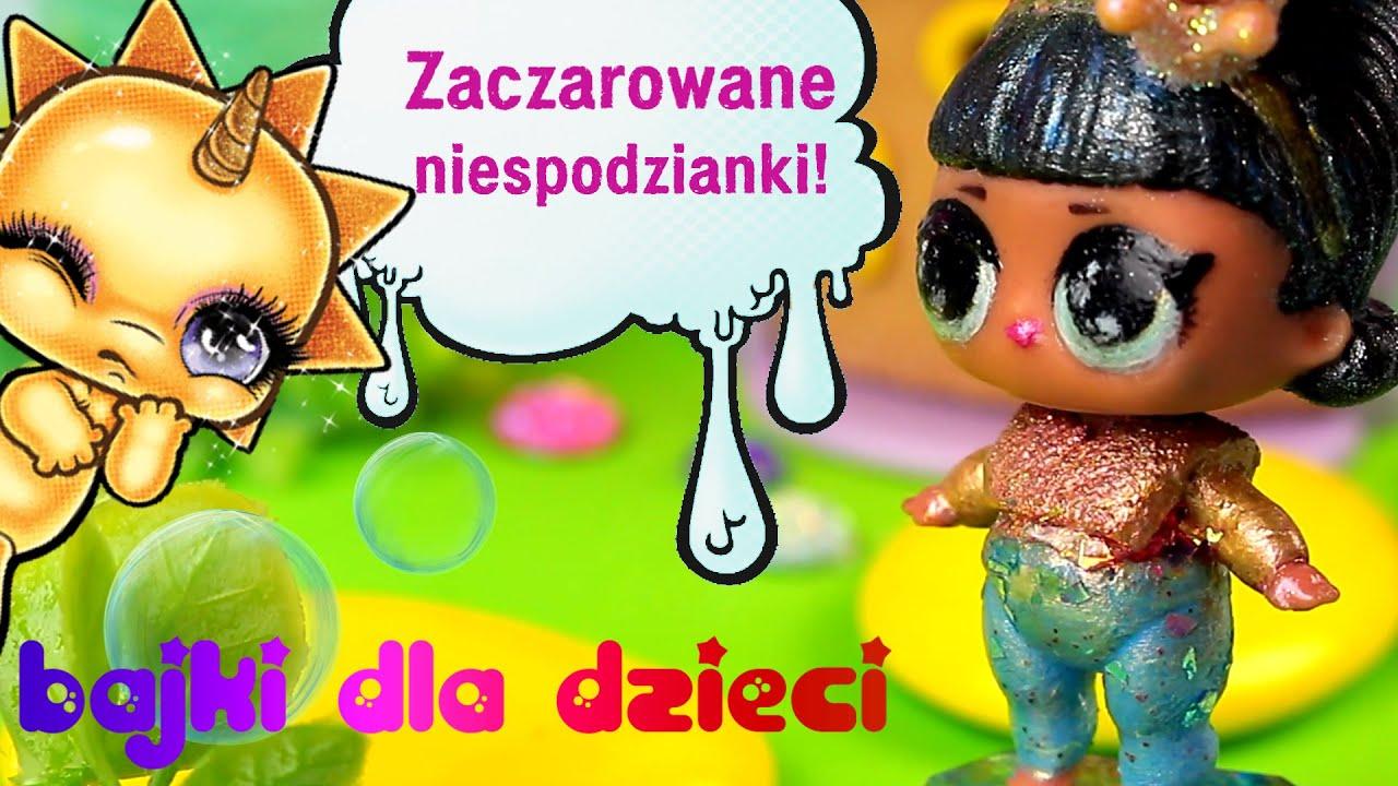 LOL Surprise Princess 🍀 Niespodzianki z zaczarowanego ogrodu 🎁 bajki dla dzieci