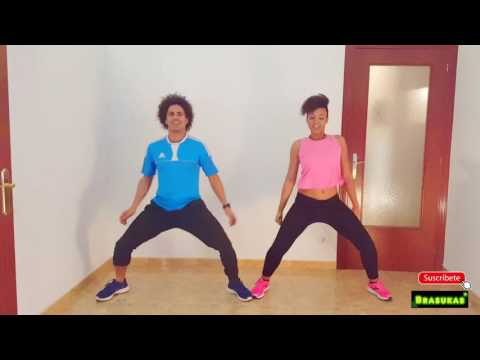 El alfa - Como yo me muevo Coreografía David Brasukas ft Paula