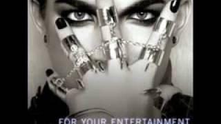 アダム・ランバート フォー・ユア・エンターテイメント Adam Lambert - ...