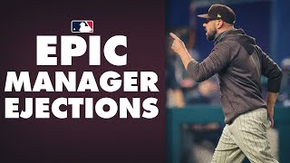 Epic Manager Ejections from the 2020 MLB Season