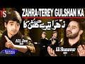 Download Ali Shanawar & Ali Jee | Zahra Terey Gulshan Ka | 2017 / 1439 MP3 song and Music Video