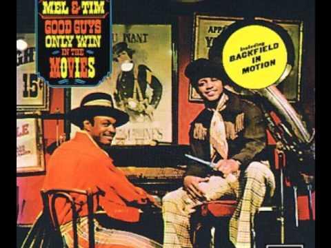 Mel & Tim - Backfield in Motion