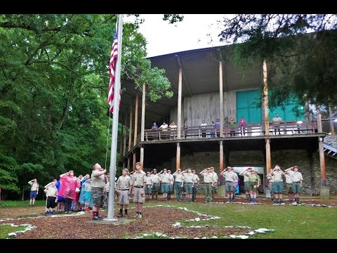 Return To Summer Camp - MTC BSA - Boxwell Reservation
