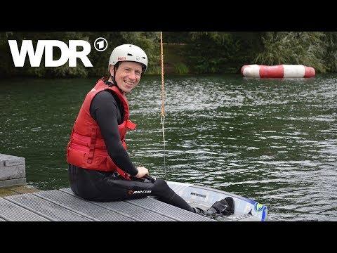 Kann es Johannes? - Wakeboarden   WDR