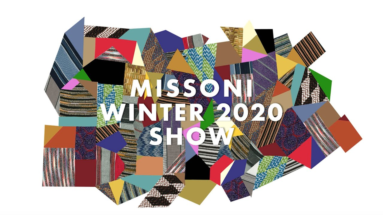 Missoni | Fall Winter 2020 Full Fashion Show HD | Exclusive