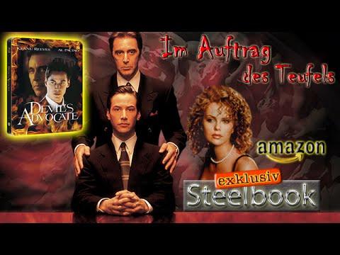 Im Auftrag Des Teufels 1997 Amazon Exklusiv Steelbook Unboxing