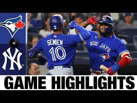 Download Blue Jays vs. Yankees Game Highlights (9/7/21) | MLB Highlights
