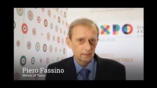 La videointervista a Piero Fassino