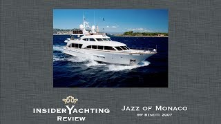 Motor Yacht Jazz of Monaco Review - 99