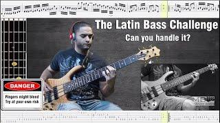 Latin Bass Challenge