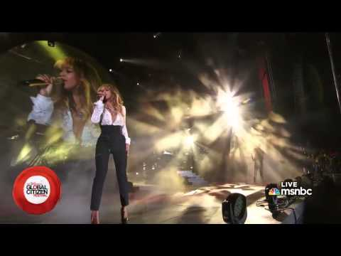 Jay Z & Beyoncé - Holy Grail (Global Citizen Festival 2014)