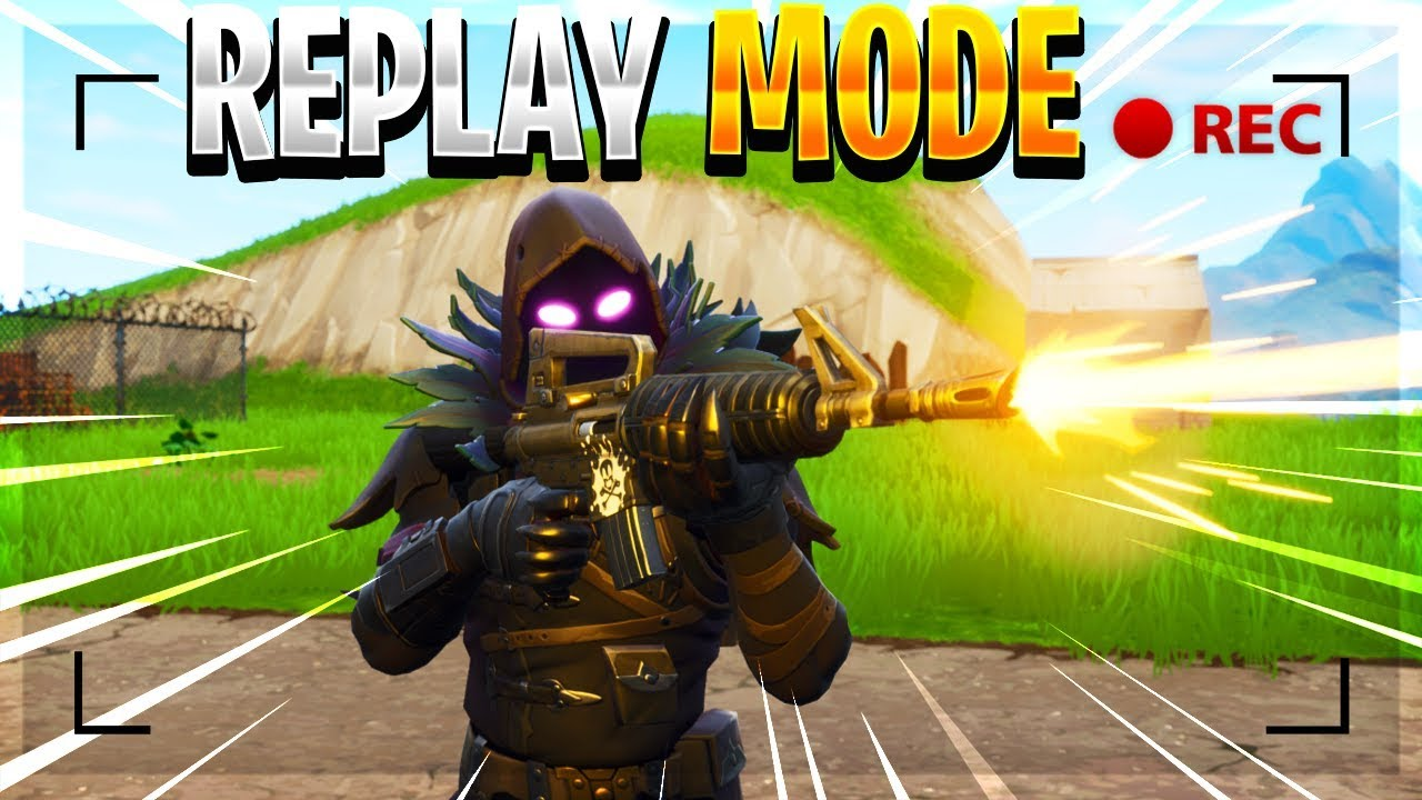 new fortnite replay mode how to use replay mode in fortnite battle royale - fortnite replay browser