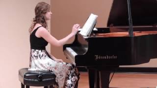 Mozart Sonata in C major, K. 330