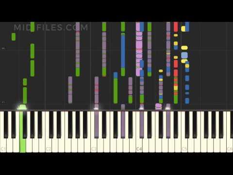 Fell In Love With An Alien (2017) / Kelly Family (MIDI Karaoke instrumental version tutorial)
