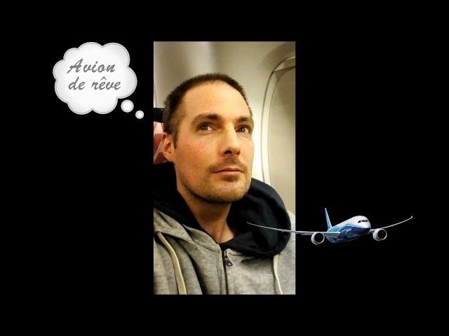 Ce qu'on aimerait entendre dans l'avion (la voix passive)