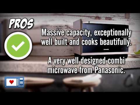 Introducing The New Panasonic 8 Series Sensor Combi Oven