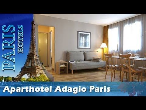 Aparthotel Adagio Paris Montmartre - Paris Hotels, France