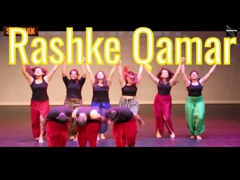 Rashke Qamar |mere Rashke Qamar|song|full| Lyrics| Dance |Shaimak London  2018 Nusrat Fateh Ali Khan