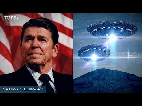 5 Presidents & Government Officials Who Encountered UFOs & Potential Alien Life | Episode 1