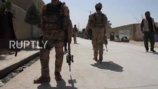 Afghanistan: Kabul airport hit by rocket attack after Mattis arrives