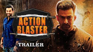 Action Blaster Hindi Dubbed 2018 New Movie Trailer | Prithviraj Sukumaran, Chandini Sreedharan