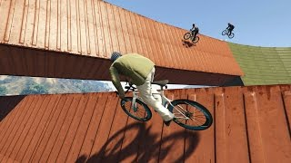 Воллрайды на велосипедах и квадроциклах в GTA 5 Online [Гонки](Играем в GTA 5 Online (ГТА 5 Онлайн) на PS4.Сегодня мы пройдём несколько разных гонок. Каналы друзей: BaHaH (Богдан)..., 2016-05-30T16:47:20.000Z)