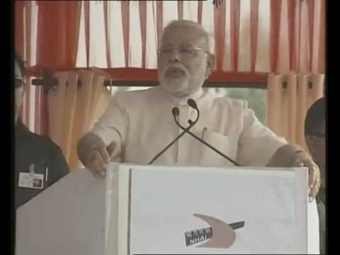 PM lays foundation stone of Kaithal- Rajgarh National Highway