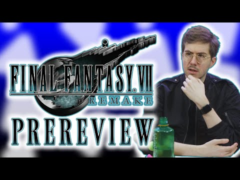 Final Fantasy VII Remake PREREVIEW | Tim Rogers | Kotaku