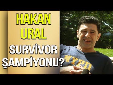 Hakan Ural | Gel Konuşalım | Survivor |...