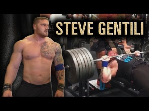 Get Strong with Steve Gentili, Elite Powerlifter!