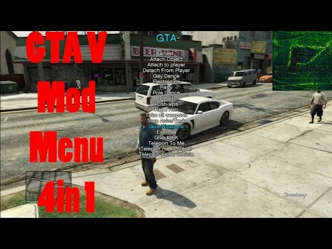 [GTA V/1.20] Script Bypass VCA Client & more menu's NEW DOWNLOAD