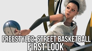 Freestyle2 (free Online Basketball Game): Watcha Playin'? Gameplay First Look