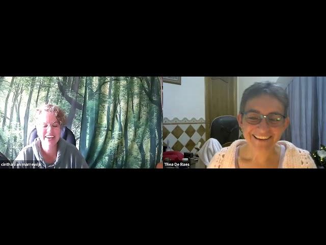 Review Thea over de LIVE Beginners en LIVE Semi-Gevorderden