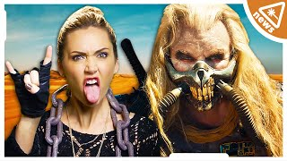 MAD MAX: FURY ROAD's Trailer is the Best Movie of 2014 (Nerdist News w/ Jessica Chobot)
