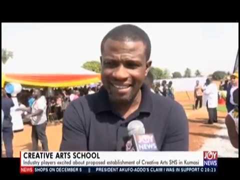 Creative Arts School - Joy News Prime (3-12-19)