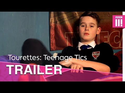 Tourettes: Teenage Tics | Trailer - BBC Three