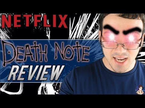 Death Note (Netflix 2017) | Live Action Movie Review/RANT!!