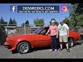 1977 AMC AMX HORNET - Barn Find - 1 Owner - Factory 304 V8