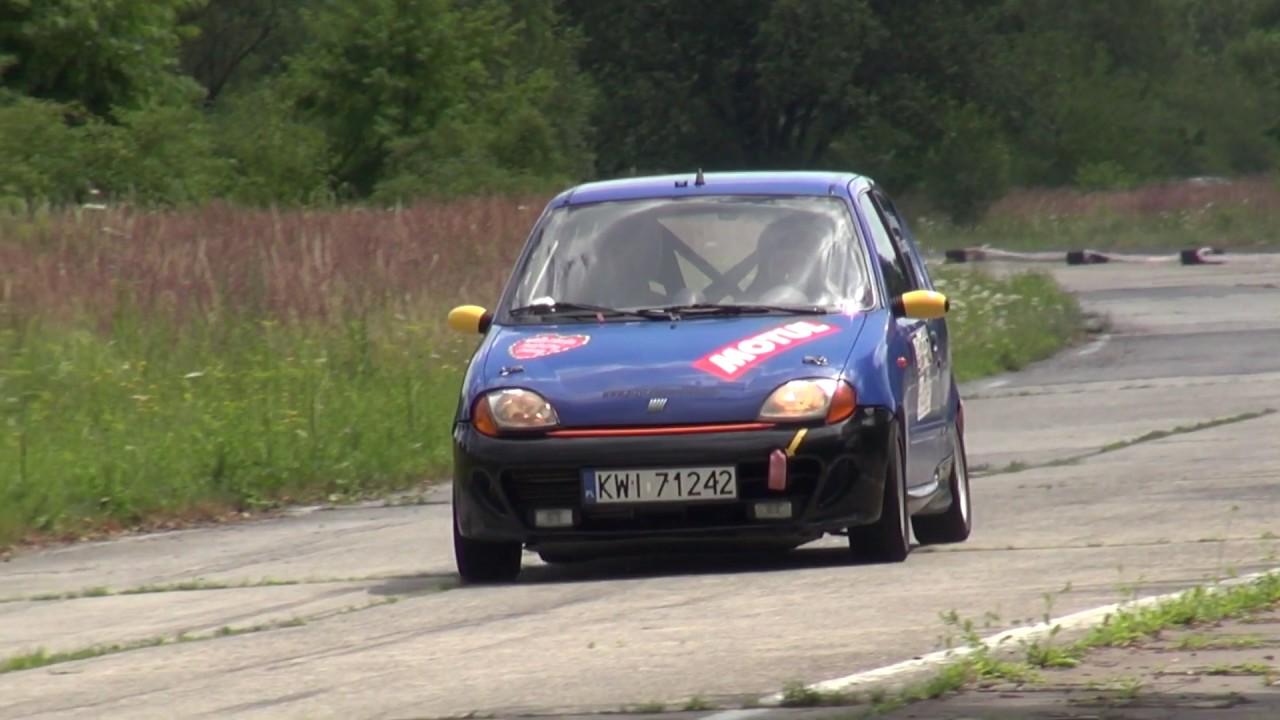 5 Runda SMT 2017 – Damian Mikołajek / Radosław Sporysz – Fiat SCS