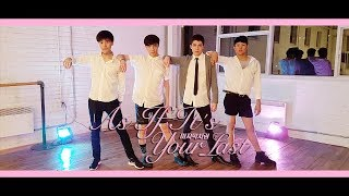 [EAST2WEST] BLACKPINK - 마지막처럼 (As If It's Your Last) Dance Cover (Boys Ver.)