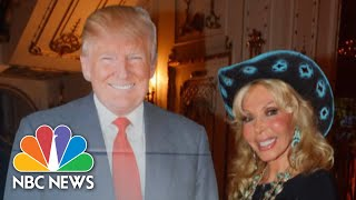 Inside Pro-Trump Women's Group 'Trumpettes USA' | NBC News NOW