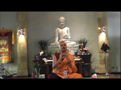 30.05.2016 - Bodhicitta Retreat - Day 2 - Session 3 - Kintamani, Bali