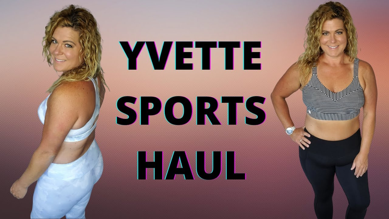 Yvette Sports Activewear Review & Try On Haul │Best Affordable Activewear │Sports Bras & Leggings