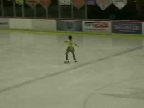 Rebecca FS5 Anaheim Ice