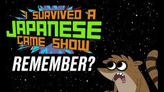 "The ""Japanese"" Game Show you don't remember"