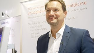 Laser therapy: BRMI visits with Laserneedle GmbH