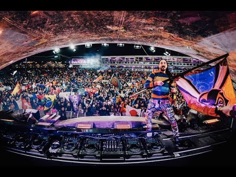 Steve Aoki LIVE at Tomorrowland Winter Mainstage 2019