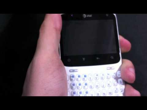 Quick unboxing - HTC Status
